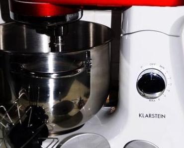 Klarstein Kitcheneer besticht mit geschwungenem Design ~ Kraft & Leistung