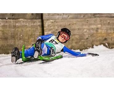 FIL-Jugendspiele im Naturbahnrodeln in Mariazell – Fotos