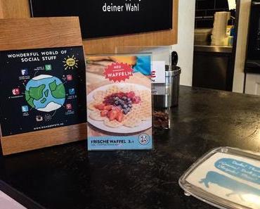 """[Essen] """"Wonderpots"""" Frozen Yoghurt – jetzt auch Waffeln"""