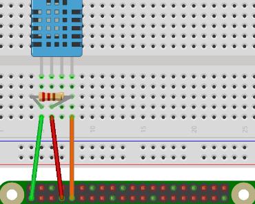 Raspberry Pi: Temperatur messen mit den DHT11 Sensor
