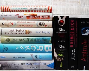 Lesefutter | All die schönen Neuzugänge