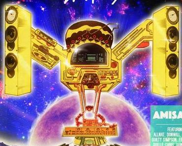 Still Weavens – Amisana // album preview + Video
