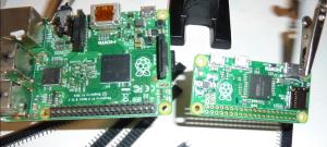 RasPi Zero – GPIO Pins auflöten und testen