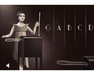 Happy Birthday Clara Rockmore zum 105. Geburtstag!