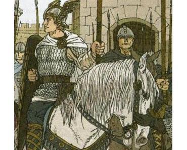 Nibelungen Sage 12/28 | Wie Siegfried verraten wurde