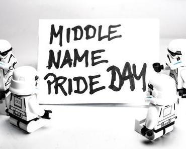 Sei-stolz-auf-Deinen-Zweitnamen-Tag – der amerikanische Middle Name Pride Day 2016