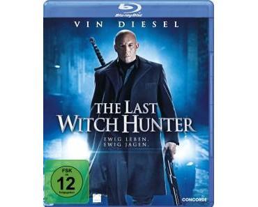 """Gewinnspiel: """"The Last Witch Hunter"""" zeigt Vin Diesel im Kampf mit einer Hexe"""