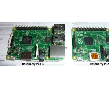Raspberry Pi 3 – Oft gestellte Fragen