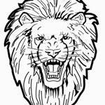 Wie der Löwe mit anderen Tieren auf die Jagd ging | Fabel von Aesop