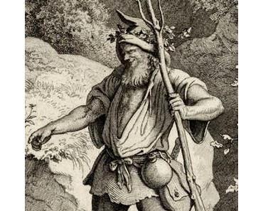 Berggeist Domine Johannes - Rübezahl - und seine Schatzkammer | Sage aus dem Riesengebirge