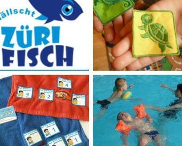 Sch wie Schweizer und Schwimmen
