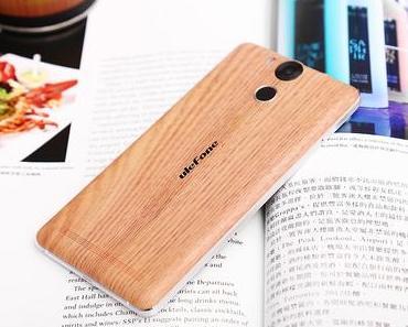 Ulefone Power 4G Phablet in der Wooden-Version ab sofort erhältlich