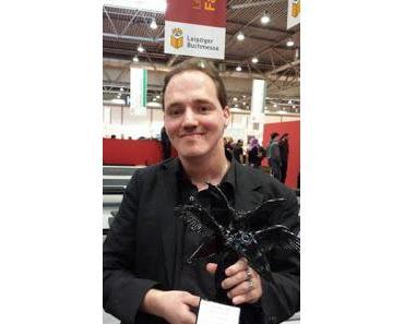 """Seraph 2016: PAN-Mitglied Daniel Illger Sieger in Kategorie """"Bestes Debüt"""""""