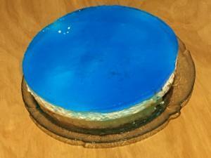 [Rezept] Blue Curacao Torte
