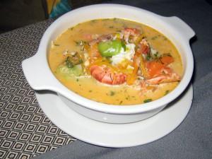 Chupe de viernes Santo – Osterrezept aus Peru