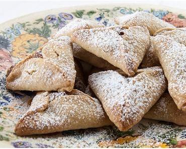 Mmmmm!!! Homemade Hamantaschen für Purim