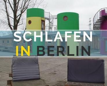 Alternativ Übernachten in Berlin im QBE Hotel Heizhaus