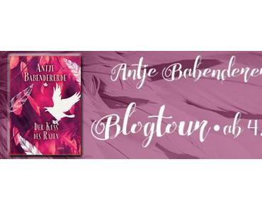 [Ankündigung] Blogtour »Der Kuss des Raben« von Antje Barbendererde und »Ein Teil von uns« von Kira Gembri