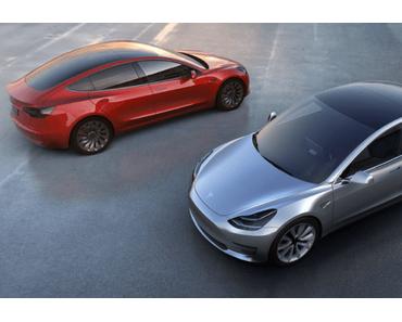 Das ist das neue Tesla Model 3