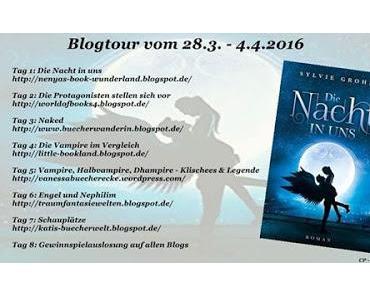 Blogtour: Die Nacht in uns / Thema: Engel und Nephilim