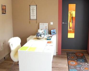 Neues Entrèe im Yogazentrum Nierstein