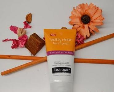 Review: Neutrogena Peeling und Abschminktücher