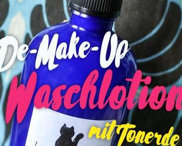 Easy De-Make-Up Waschlotion mit Tonerde