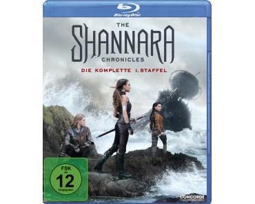 """""""The Shannara Chronicles"""" Staffel 1 auf Blu-ray + DVD"""