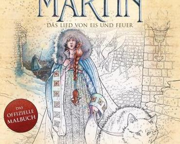 Malbuch – Game of Thrones