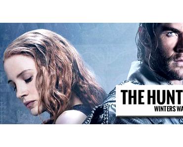 The Huntsman - Winter's War (2016)
