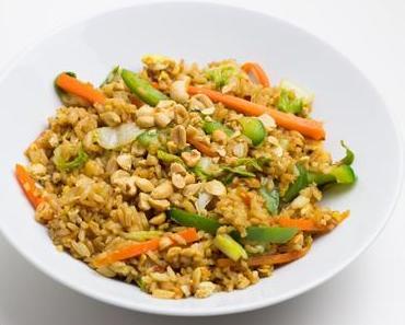 Fried Rice – asiatischer Bratreis