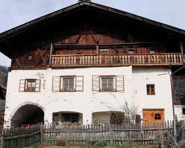 Brauchtum und Kulturgut im Sarntal