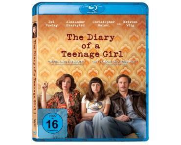 """The Diary of a Teenage Girl"" mit Bel Powley auf Blu-ray"