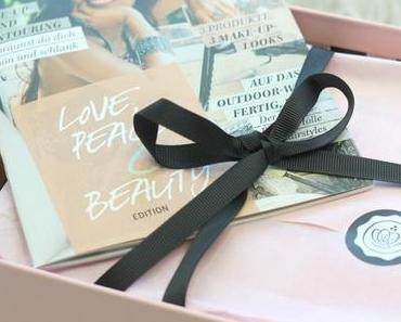 {Glossybox} April 2016 – Love, Peace & Beauty Edition