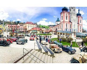 Morgan Auto Club – Frühlings-Sternfahrt nach Mariazell