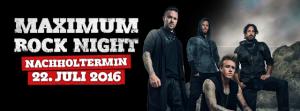 Papa Roach bringen Berlin zum Beben