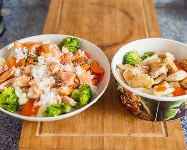 Meal Prep – Wettkampftagebuch #11