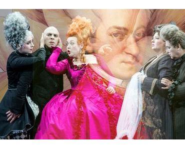 Wolfgang Amadeus Mozart: Der ewige Hipster