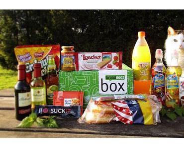 Jaimee testet die Brandnooz Picknick Box 2016