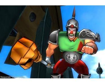 Masquerade: The Baubles of Doom – Ab sofort wird sich im Comic-Look geprügelt