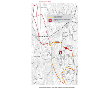 30. Wedekindlauf Hildesheim – 24.04.2016