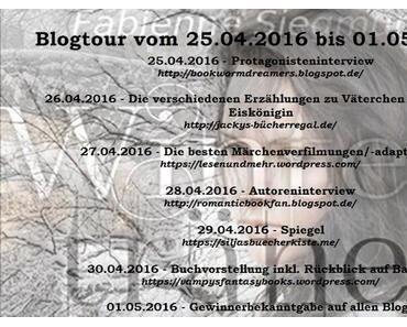 Blogtour zu Wintertränen – Tag 2 – Die verschiedenen Erzählungen zu Väterchen Frost & der Eiskönigin