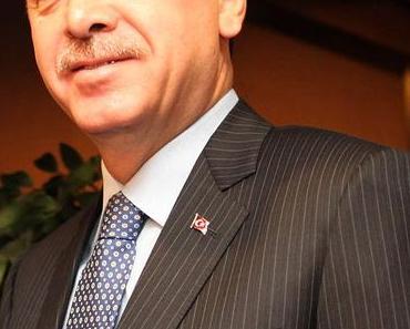 Der verrückte Türke Erdogan treibt es immer wilder