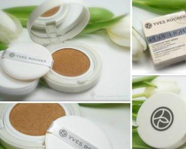 [Beauty]Neu von YVES ROCHER: PURE LIGHT Fond de Teint Cushion