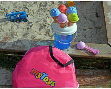 my toys Spielzeug für den Garten im Test