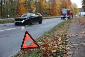 Schwerer Unfall Kirburg – Junger Mann schwer verletzt