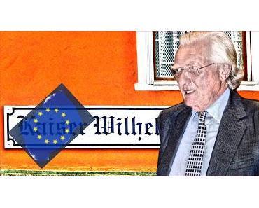 Was ein altersweiser britischer Politiker zum Brexit meint