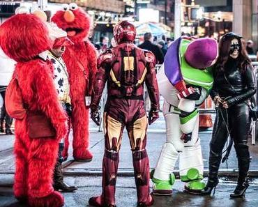 Tag der Superhelden in den USA – der amerikanische National Superhero Day