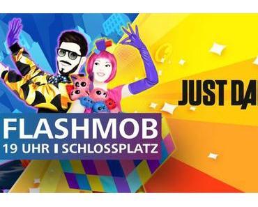 ++ HEUTE 19 Uhr ++ Just Dance Flashmob ++ Schlossplatz Stuttgart ++