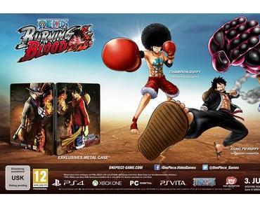 """""""One Piece: Burning Blood"""" – Demo ab sofort im japanischen """"PSN Store"""""""